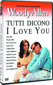 Tutti dicono I love you (DVD) di Woody Allen - DVD