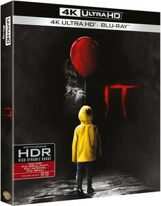 Film IT - 2017 (Blu-ray + Blu-ray 4K Ultra HD) Andy Muschietti
