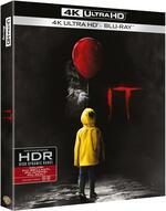 IT - 2017 (Blu-ray + Blu-ray 4K Ultra HD)