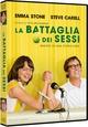 Cover Dvd DVD La Battaglia dei Sessi