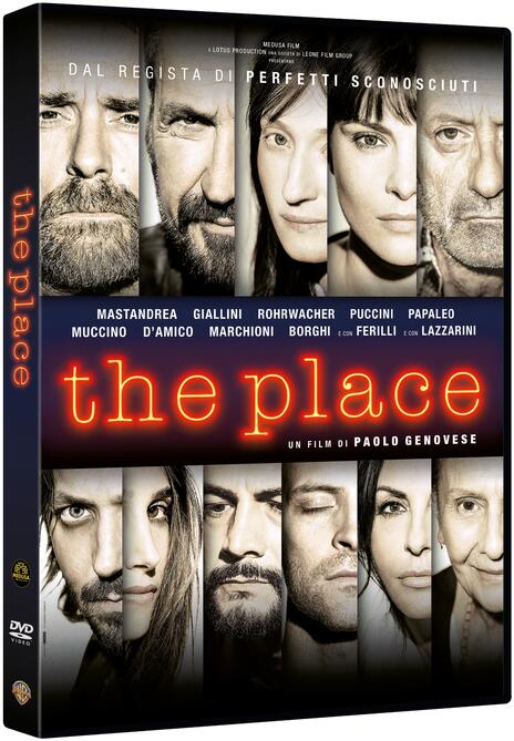 The Place (DVD) di Paolo Genovese - DVD