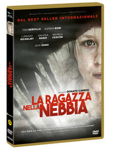 La ragazza nella nebbia (DVD) di Donato Carrisi - DVD