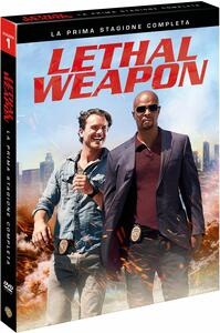 Lethal Weapon. Stagione 1. Serie TV ita (4 DVD) - DVD