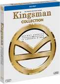 Film Kingsman Collection (Blu-ray) Matthew Vaughn