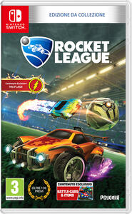 Rocket League: Collector's Edition - Switch