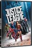 Film Justice League (DVD) Zack Snyder