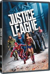Justice League (DVD) di Zack Snyder - DVD