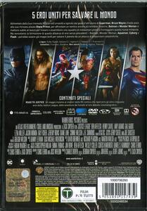 Justice League (DVD) di Zack Snyder - DVD - 2