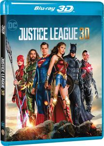 Justice League (Blu-ray 3D) di Zack Snyder - Blu-ray 3D