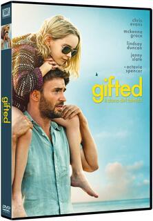 Film Gifted. Il dono del talento (DVD) Marc Webb