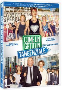 Come un gatto in tangenziale (DVD) di Riccardo Milani - DVD
