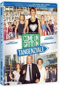 Cover Dvd Come un gatto in tangenziale (DVD)
