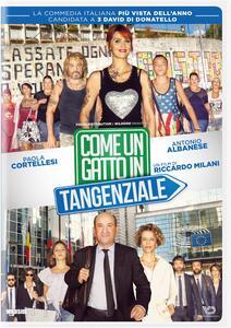 Come un gatto in tangenziale (DVD) di Riccardo Milani - DVD - 2
