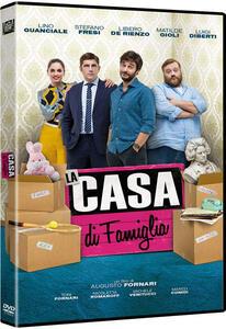 La casa di famiglia (DVD) di Augusto Fornari - DVD