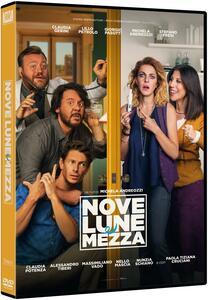 Nove lune e mezza (DVD) di Michela Andreozzi - DVD