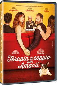 Cover Dvd Terapia di coppia per amanti (DVD)
