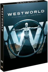 Westworld. Dove tutto è concesso. Stagione 1. Il Labirinto. Standard Pack. Serie TV ita (3 DVD) - DVD