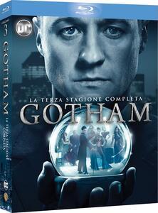 Film Gotham. Stagione 3. Serie TV ita (4 Blu-ray) T.J. Scott Danny Cannon Paul A. Edwards