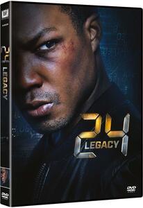 Film 24: Legacy. Stagione 1. Serie TV ita (4 DVD) on Cassar Stephen Hopkins Nelson McCormick