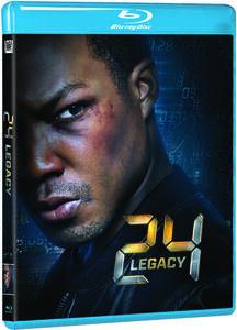 Film 24: Legacy. Stagione 1. Serie TV ita (3 Blu-ray) on Cassar Stephen Hopkins Nelson McCormick