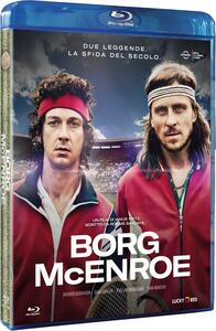 Borg - McEnroe (Blu-ray) di Janus Metz Pedersen - Blu-ray