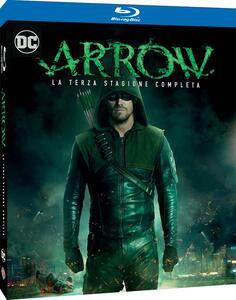Arrow. Stagione 3. Serie TV ita (4 Blu-ray) - Blu-ray
