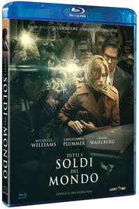 Film Tutti i soldi del mondo (Blu-ray) Ridley Scott