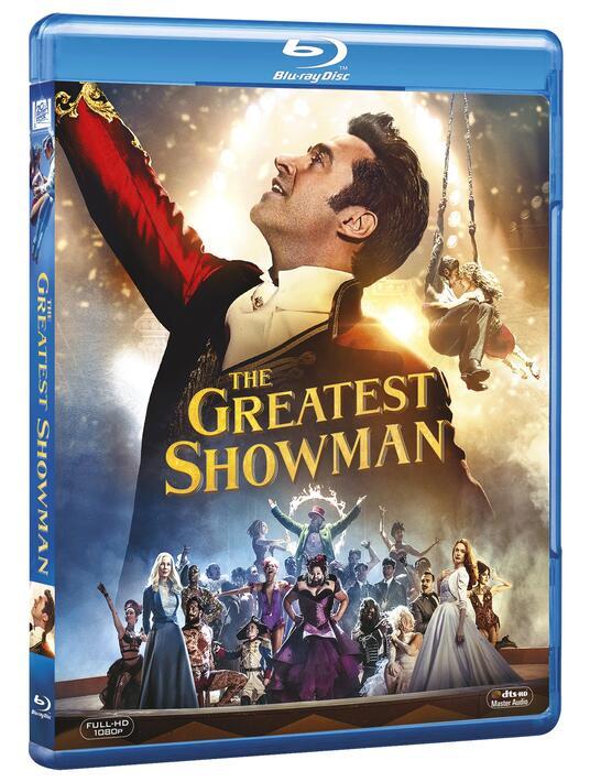 The Greatest Showman (Blu-ray) di Michael Gracey - Blu-ray