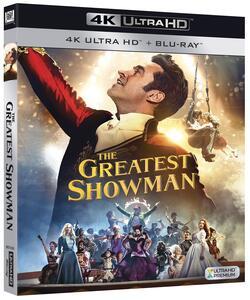 The Greatest Showman (Blu-ray + Blu-ray 4K Ultra HD) di Michael Gracey - Blu-ray + Blu-ray Ultra HD 4K