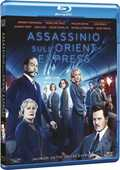 Film Assassinio sull'Orient Express (Blu-ray) Kenneth Branagh
