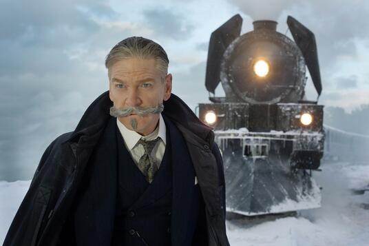 Assassinio sull'Orient Express (Blu-ray + Blu-ray 4K Ultra HD) di Kenneth Branagh - Blu-ray + Blu-ray Ultra HD 4K - 2