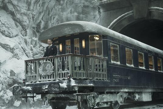 Assassinio sull'Orient Express (Blu-ray + Blu-ray 4K Ultra HD) di Kenneth Branagh - Blu-ray + Blu-ray Ultra HD 4K - 3