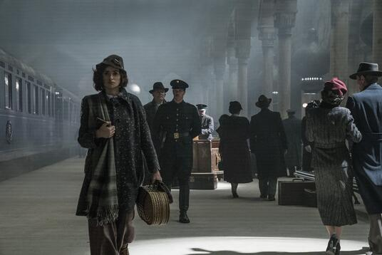 Assassinio sull'Orient Express (Blu-ray + Blu-ray 4K Ultra HD) di Kenneth Branagh - Blu-ray + Blu-ray Ultra HD 4K - 5