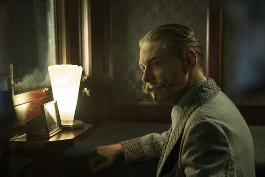 Assassinio sull'Orient Express (Blu-ray + Blu-ray 4K Ultra HD) di Kenneth Branagh - Blu-ray + Blu-ray Ultra HD 4K - 7