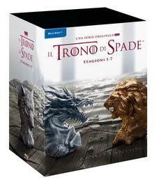 Il Trono di Spade. Stagioni 01-07 Stand Pack (30 Blu-ray) di Brian Kirk,Daniel Minahan,Alan Taylor,Timothy Van Patten - Blu-ray