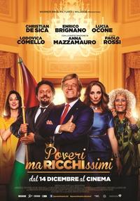 Cover Dvd Poveri ma ricchissimi (Blu-ray)