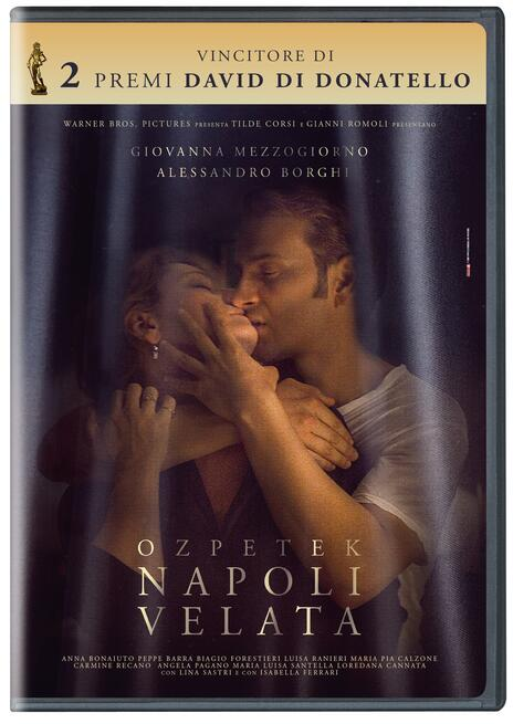 Napoli velata (DVD) di Ferzan Ozpetek - DVD - 2