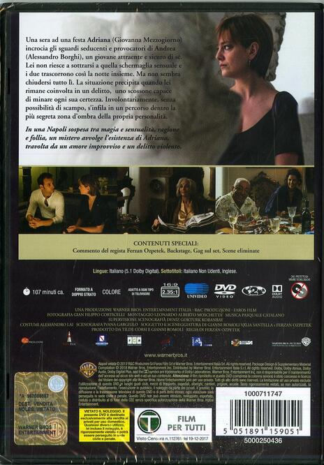 Napoli velata (DVD) di Ferzan Ozpetek - DVD - 9