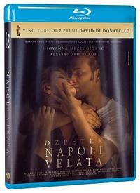 Cover Dvd Napoli velata (Blu-ray)