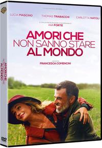 Cover Dvd Amori che non sanno stare al mondo (DVD)