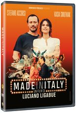 Film Made in Italy (DVD) Luciano Ligabue