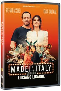 Made in Italy (DVD) di Luciano Ligabue - DVD
