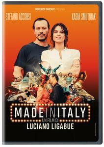 Made in Italy (DVD) di Luciano Ligabue - DVD - 2