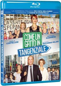 Film Come un gatto in tangenziale (Blu-ray) Riccardo Milani