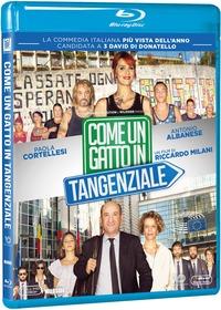 Cover Dvd Come un gatto in tangenziale (Blu-ray)