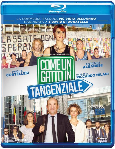 Come Un Gatto In Tangenziale Blu Ray Blu Ray Film Di Riccardo