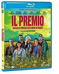 Cover Dvd Il premio (Blu-ray)