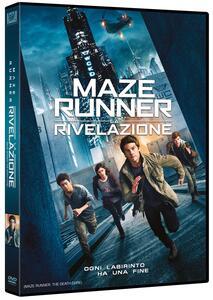 Maze Runner. La Rivelazione (DVD) di Wes Ball - DVD