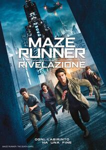 Maze Runner. La Rivelazione (DVD) di Wes Ball - DVD - 2