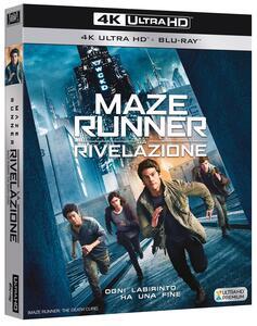 Maze Runner. La Rivelazione (Blu-ray + Blu-ray 4K Ultra HD) di Wes Ball